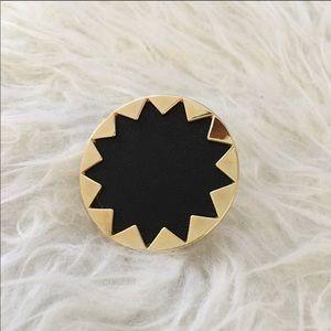 House of Harlow 1960 sunburst ring